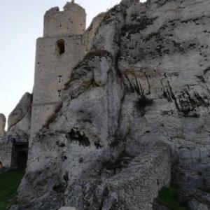 Zamek Ogrodzieniec.