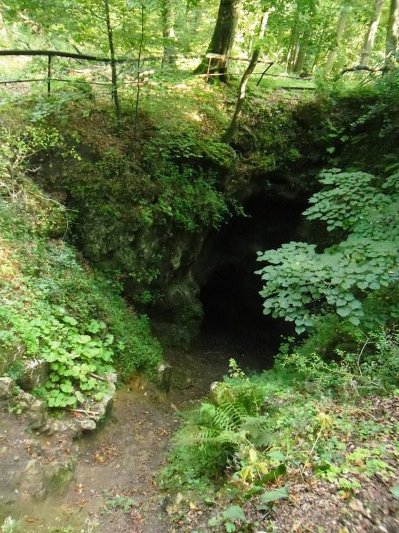 Rezerwat sokole góry wejście do jaskini